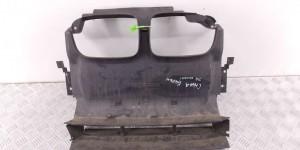 Воздухозаборник пластмассовый Воздухозаборник центральный (с передней рамки) BMW 3-series (E46)