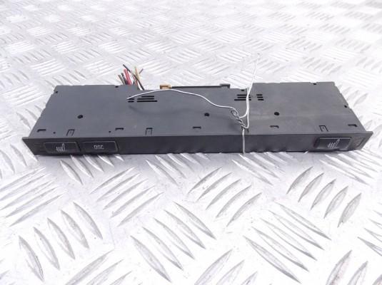 Переключатель кнопочный Блок переключателей центральной консоли BMW 5-series (E39)