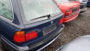 Блок управления автомобилем ЭБУ АКПП BMW 5-series (E39)