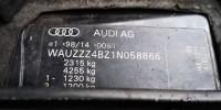 Измеритель потока воздуха (расходомер)  AUDI A6 (C5) 1997-2004