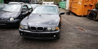 Зеркало заднего вида наружное Зеркало заднего вида боковое (электрическое) BMW 5-series (E39)
